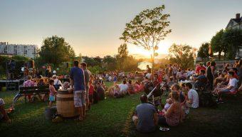 La 9ème édition de l'apéro-concert « Vigne & Folk » a lieu ce samedi 28 août