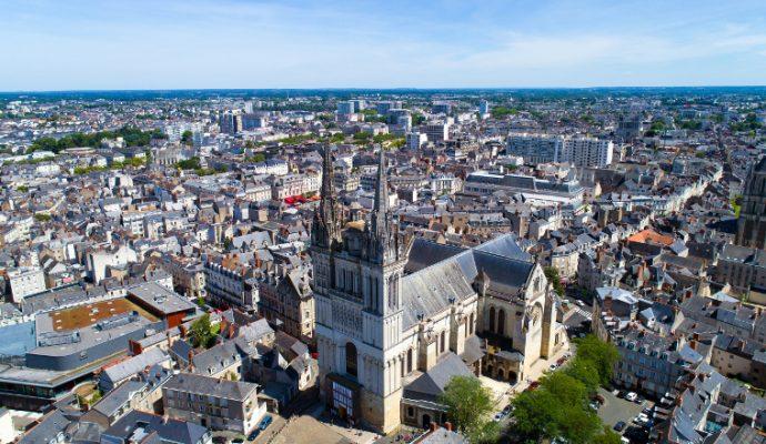 Des travaux d'envergure prévus à la cathédrale d'Angers