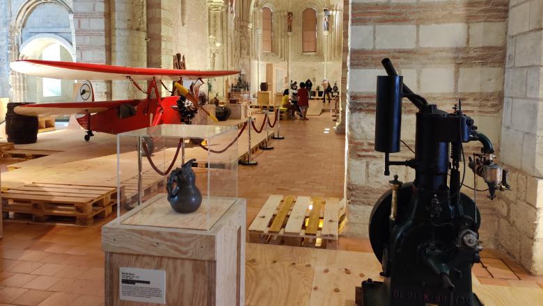 Exposition collégiale Saint-Martin