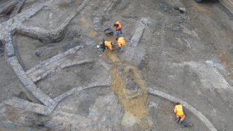 Une archéobalade à Angers à l'occasion des Journées européennes du patrimoine