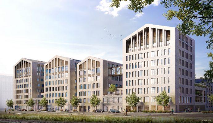 La Caisse des Dépôts va rassembler l'ensemble de ses salariés Cours Saint-Laud à Angers