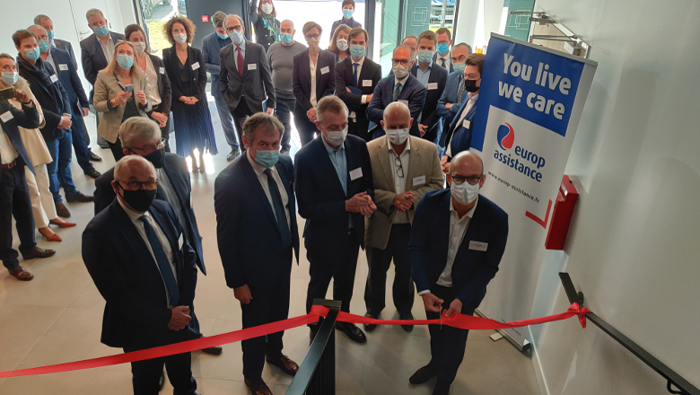 Inauguration Europ Assistance