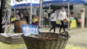 Un marché de producteurs locaux ce dimanche 19 septembre place Michel Debré à Angers