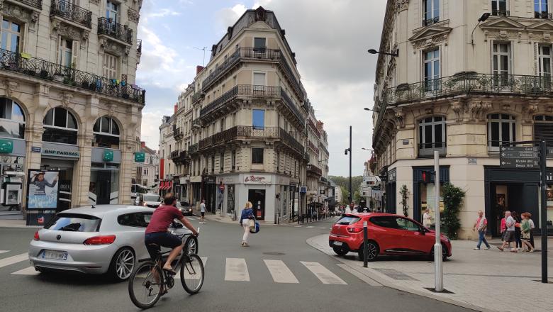 circulation centre-ville