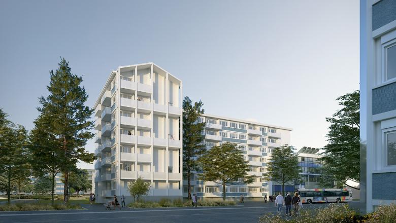 Monplaisir rénovation urbaine