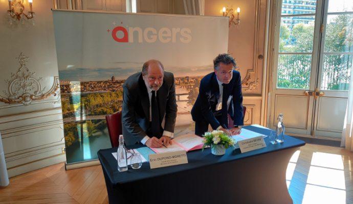 Le projet de centre pénitentiaire près d'Angers est sur les rails