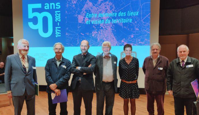 L'Agence d'urbanisme de la région angevine fête cinquante années au service des collectivités