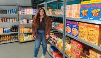 Une épicerie solidaire pour lutter contre la précarité étudiante ouvre à Belle-Beille