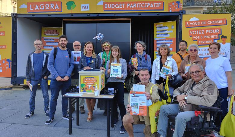 Budget participatif vote