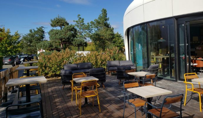 L'enseigne Columbus Café fait son retour à l'Atoll