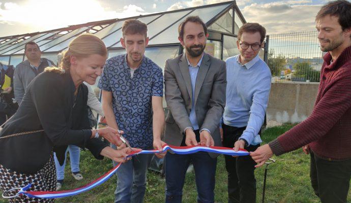 Un lieu de partage pour tous les jardiniers inauguré près de la Cité des associations