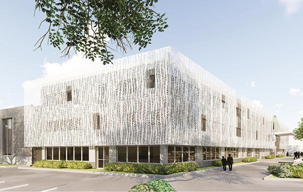 Nouveau centre de formation UIMM