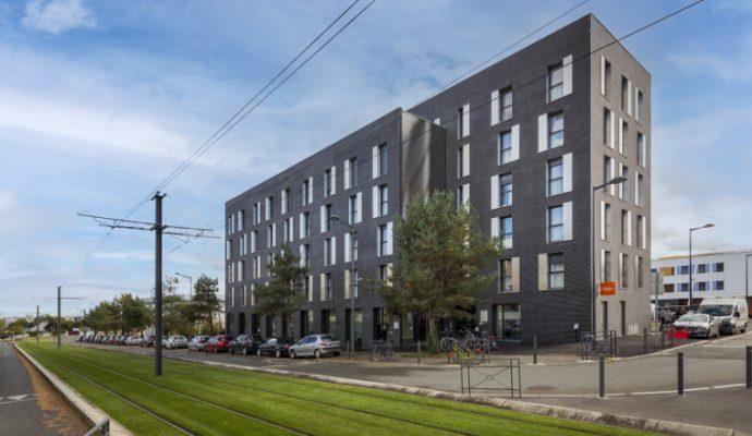 Une nouvelle résidence étudiante aux Hauts-de-Saint-Aubin
