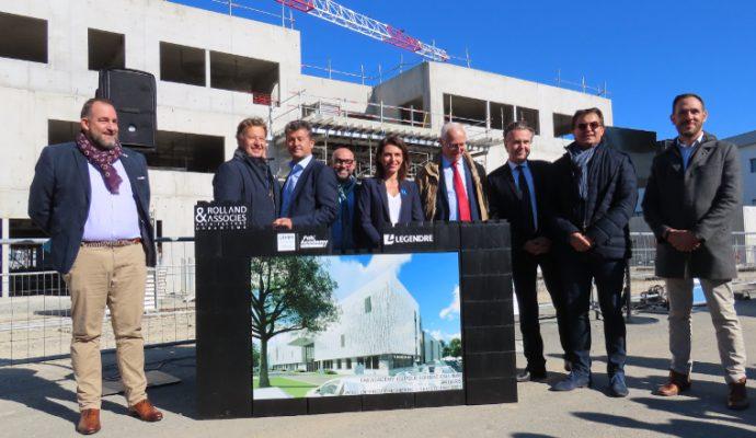 Un centre de formation dédié aux métiers de l'industrie ouvrira en 2022 à Angers