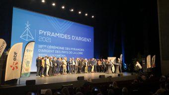 Quatre programmes immobiliers angevins récompensés à l'occasion des Pyramides d'argent